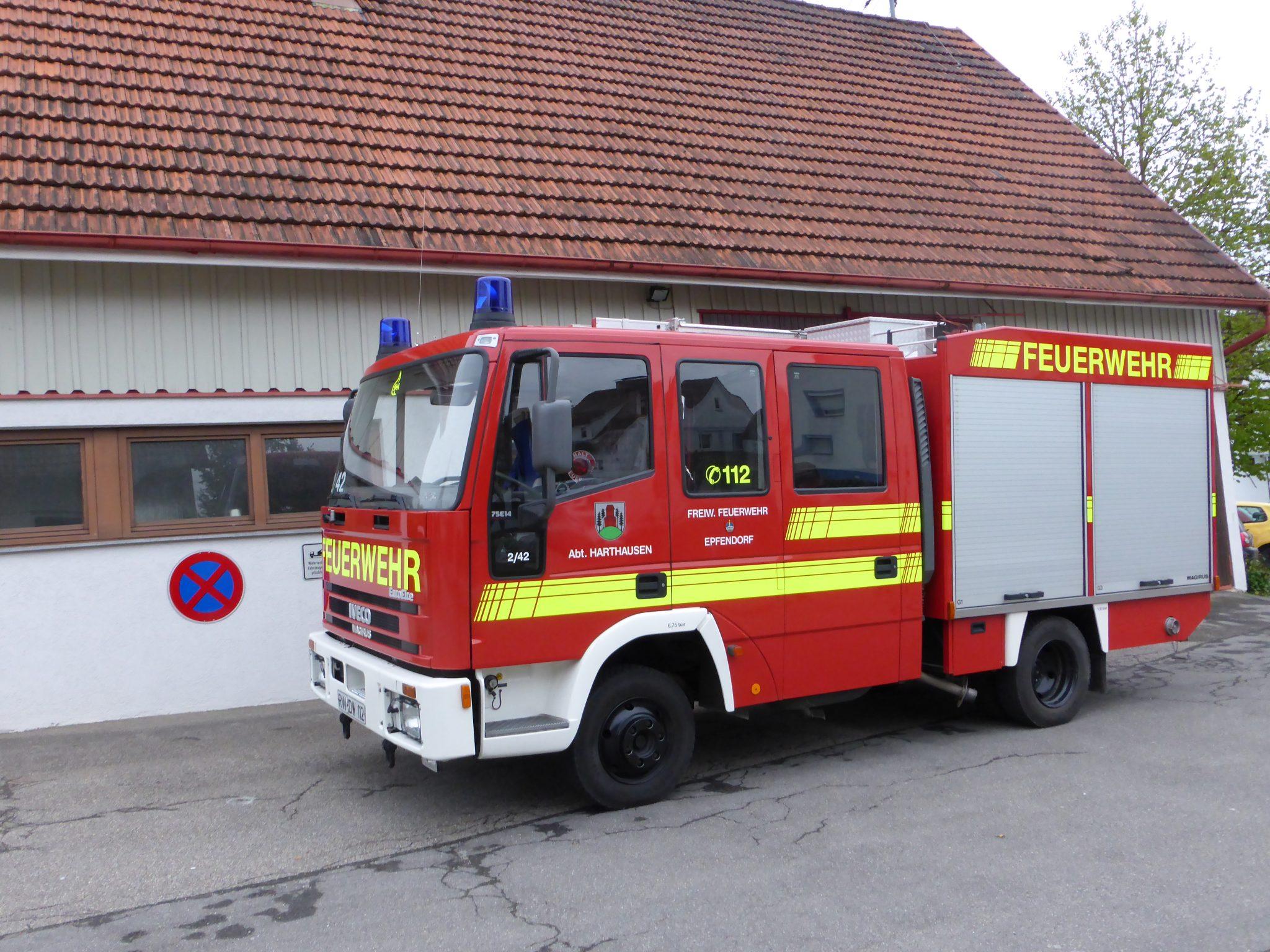 Feuerwehr Epfendorf