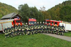Feuerwehr Epfendorf - Mannschaft