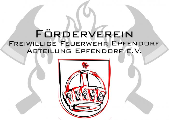 Förderverein Feuerwehr Epfendorf Logo